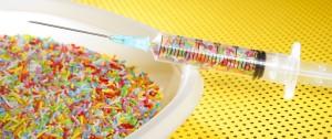 sugar-needle