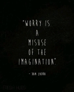 Worry-fear