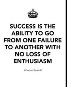 enthusiasm is the key to successs